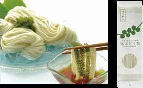 海ぶどう麺